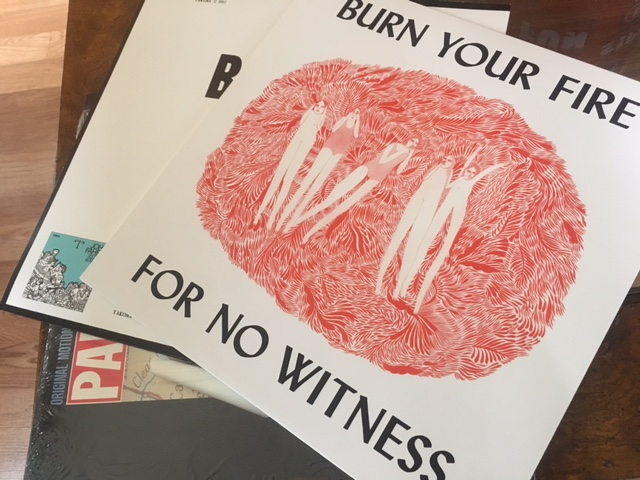 Listen Along Burn Your Fire for No Witness by Angel Olsen